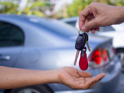 sell your car in Toronto during pandemic